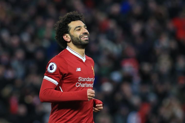 Vodafone pode perder 135 milhões de euros por cada golo de Mohamed Salah