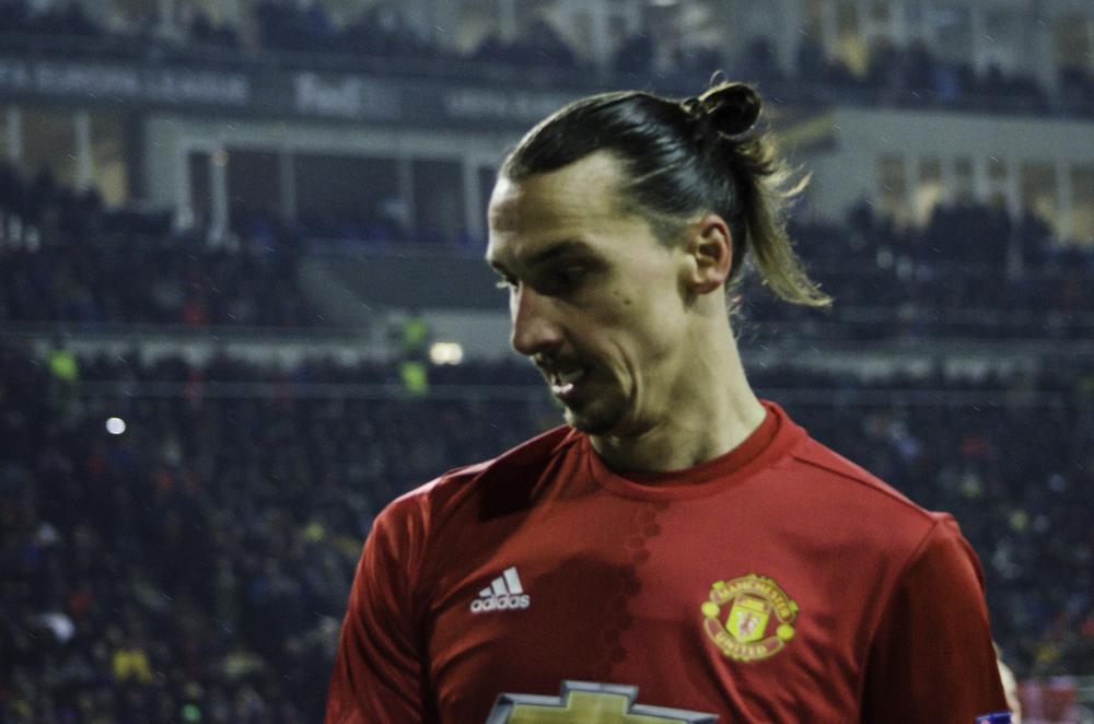 Ibrahimovic agradece as