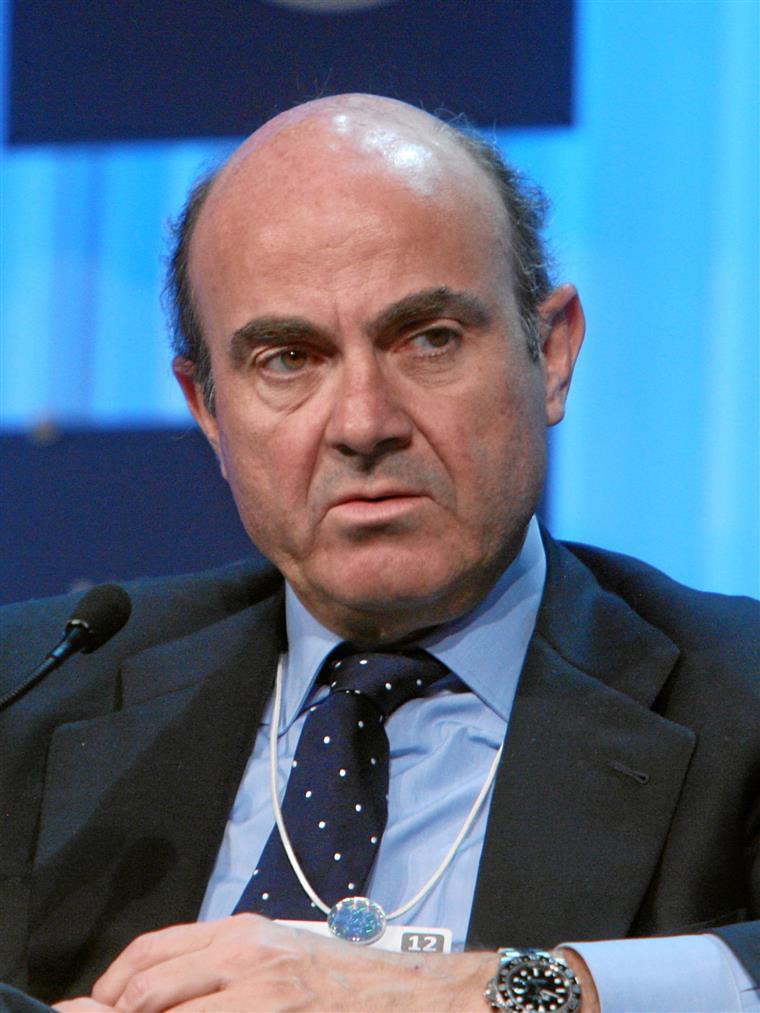 Conselho Europeu confirma Guindos como vice-presidente do BCE