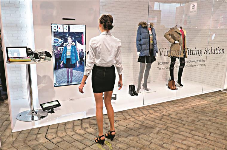 Flagship stores e megastores. A nova estratégia das marcas de roupa