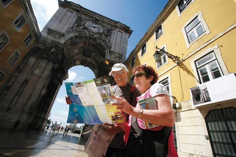 Receitas turísticas crescem quase 15% em janeiro