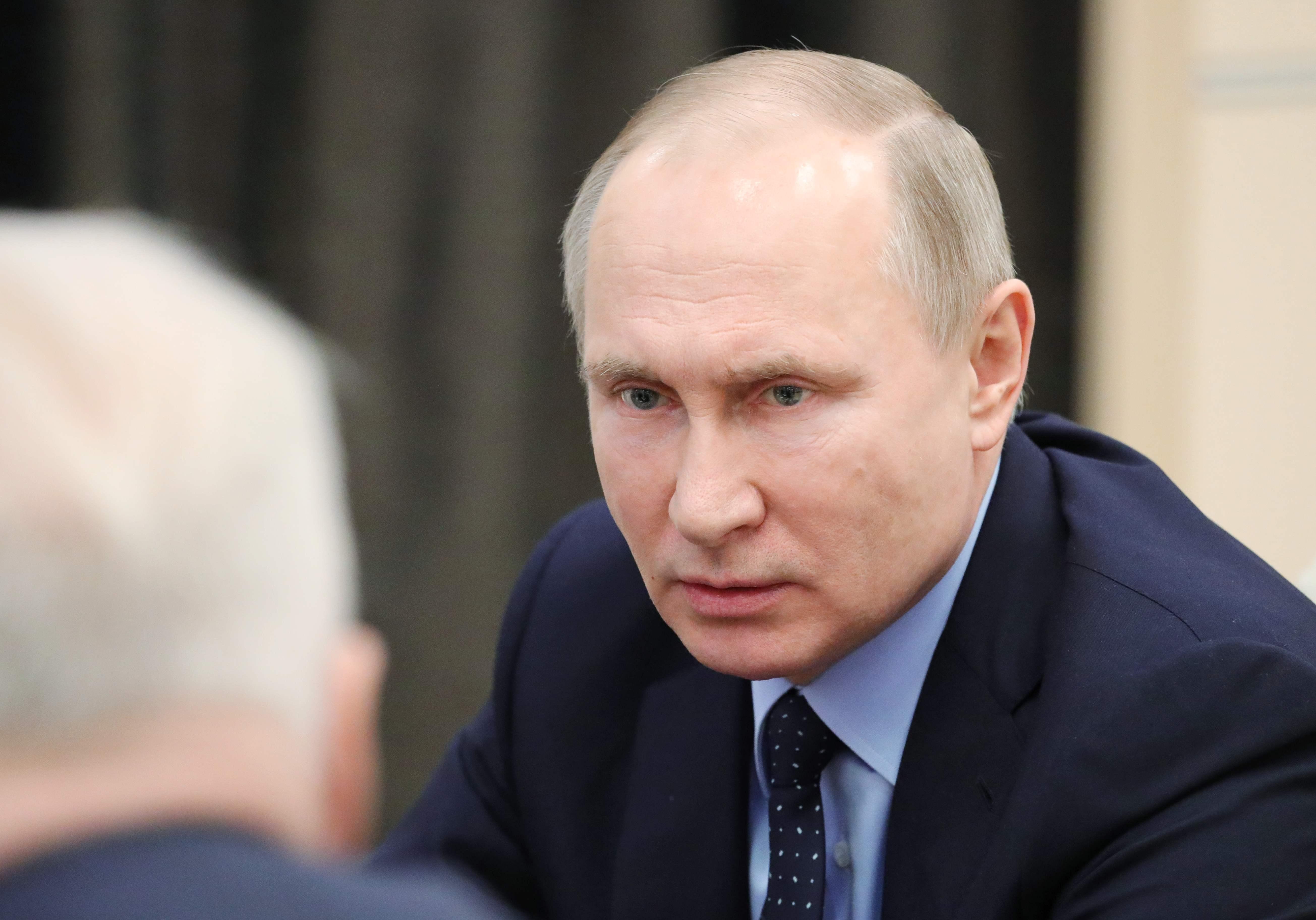 Rússia expulsa 60 diplomatas norte-americanos