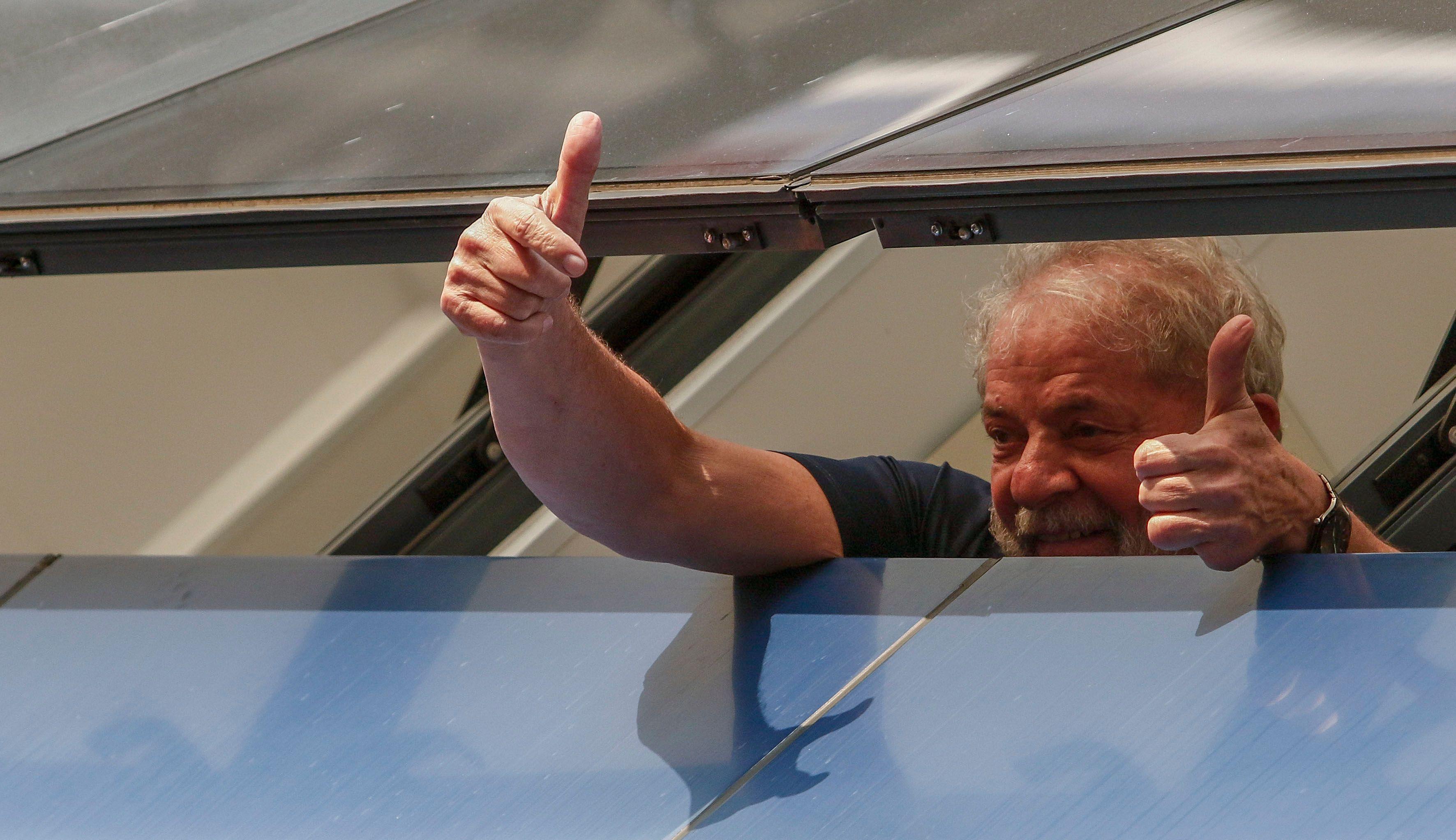 Justiça São Paulo bloqueia bens do ex-presidente Lula