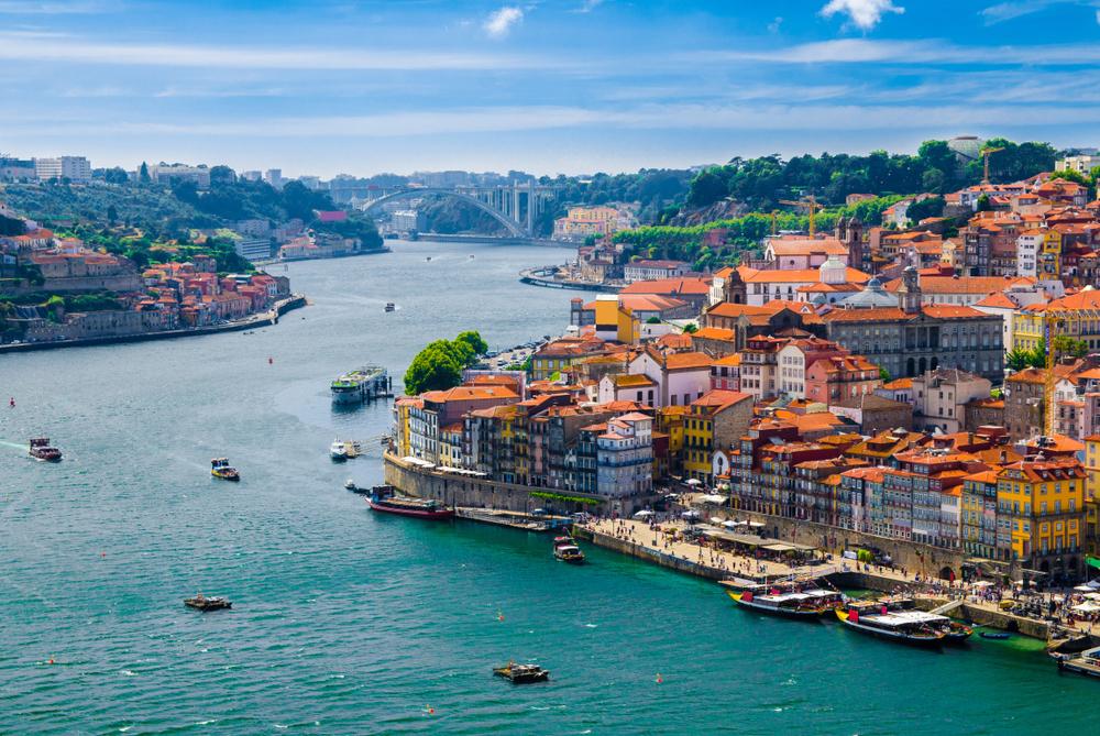 Porto e Gaia anunciam nova ponte sobre o Douro