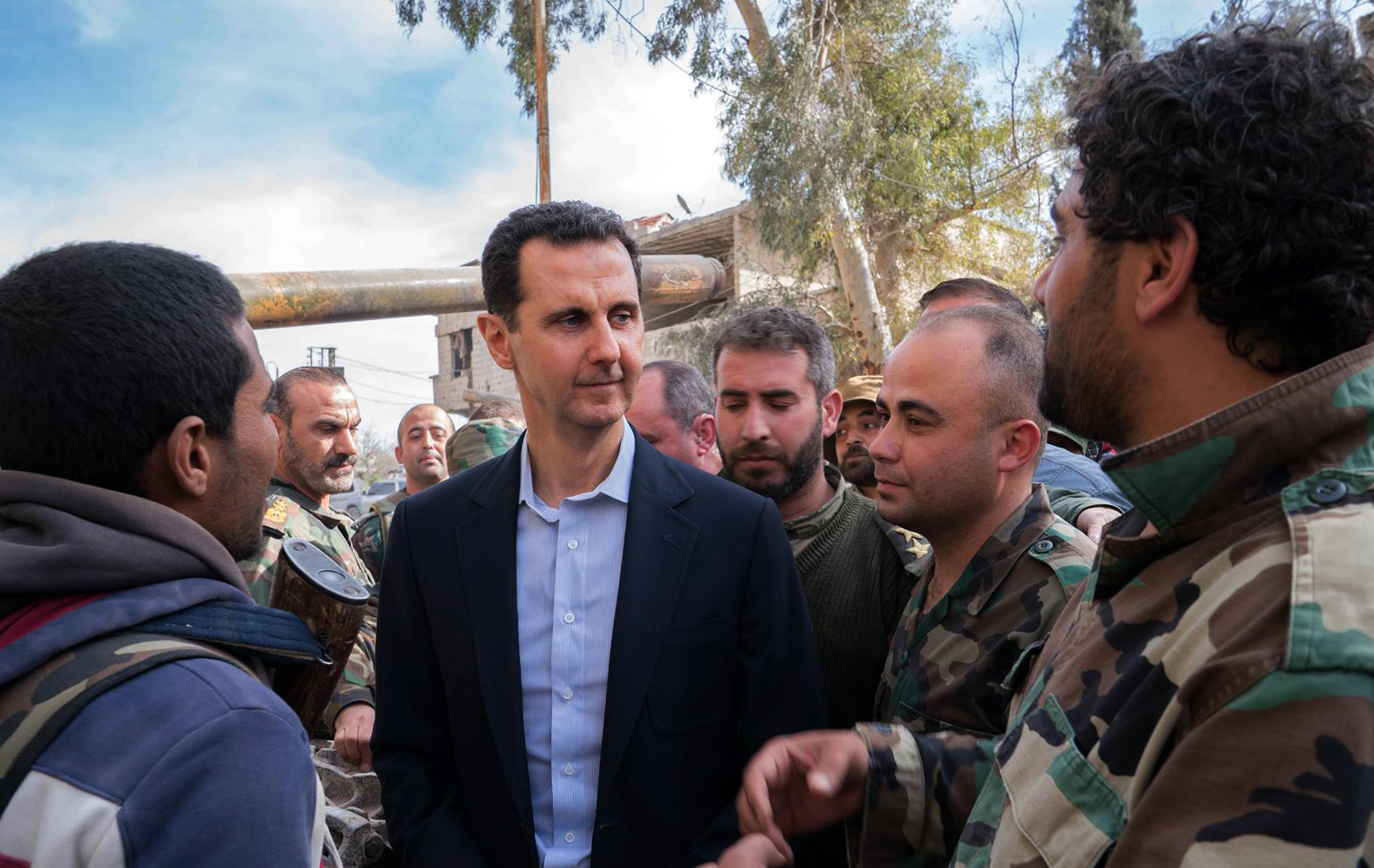 Ameaças do Ocidente contra Damasco agravarão instabilidade na região — Presidente sírio