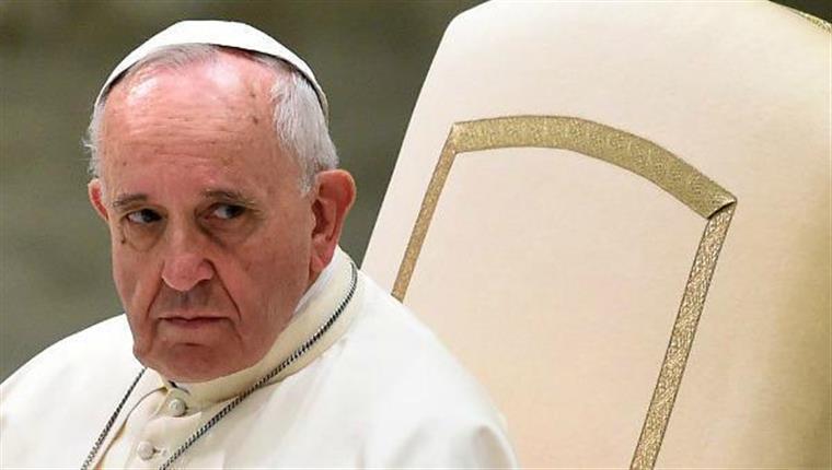 Papa diz estar preocupado para se chegar a acordo