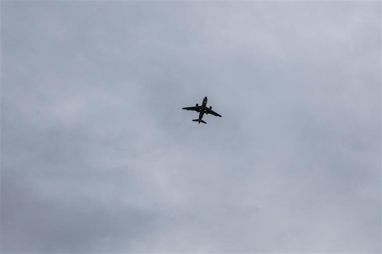 Vento forte cancela voos na Madeira