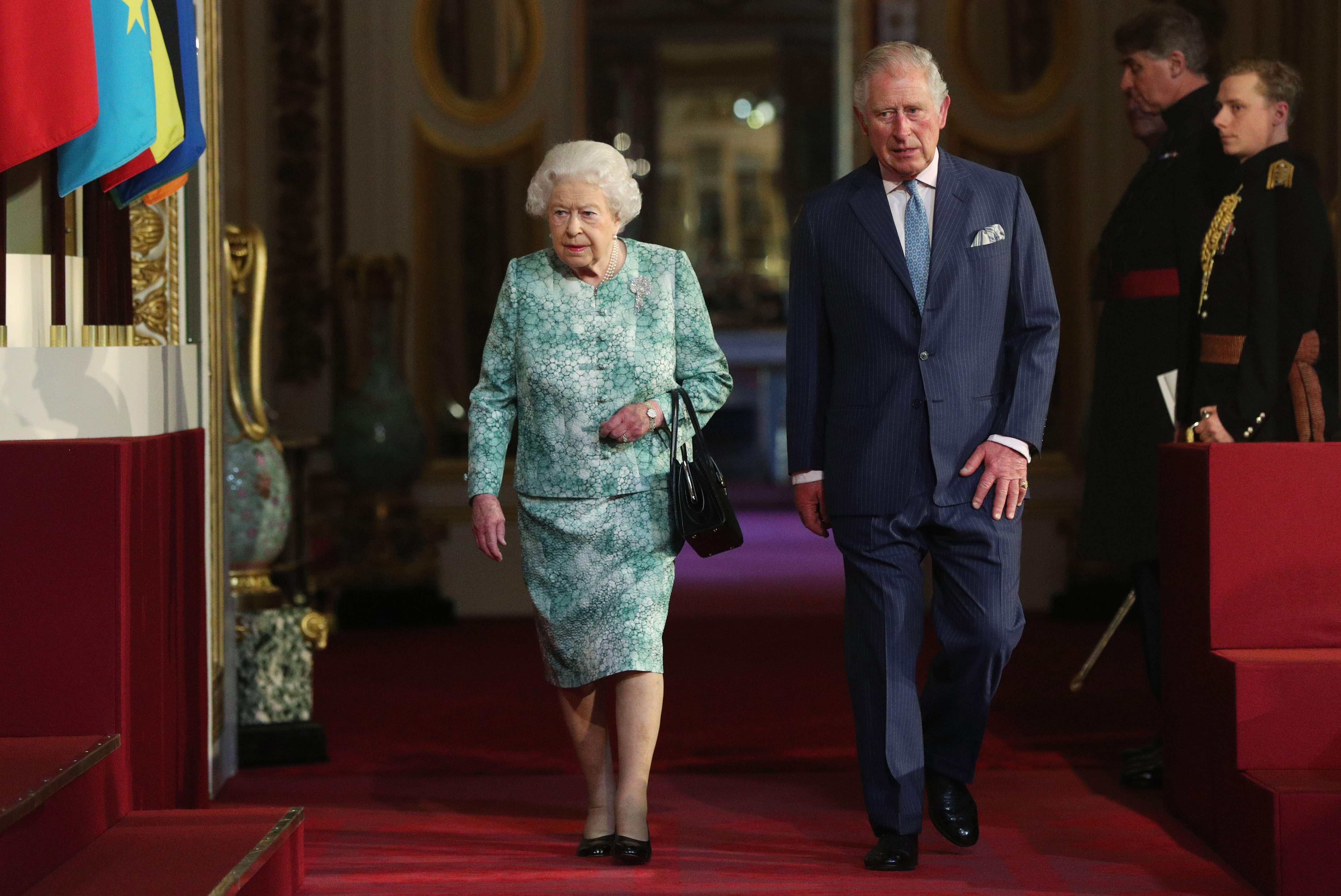Príncipe Charles sucederá Elizabeth II como líder da Comunidade Britânica