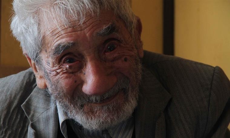 Morreu Celino Jaramillo, o homem mais velho do mundo