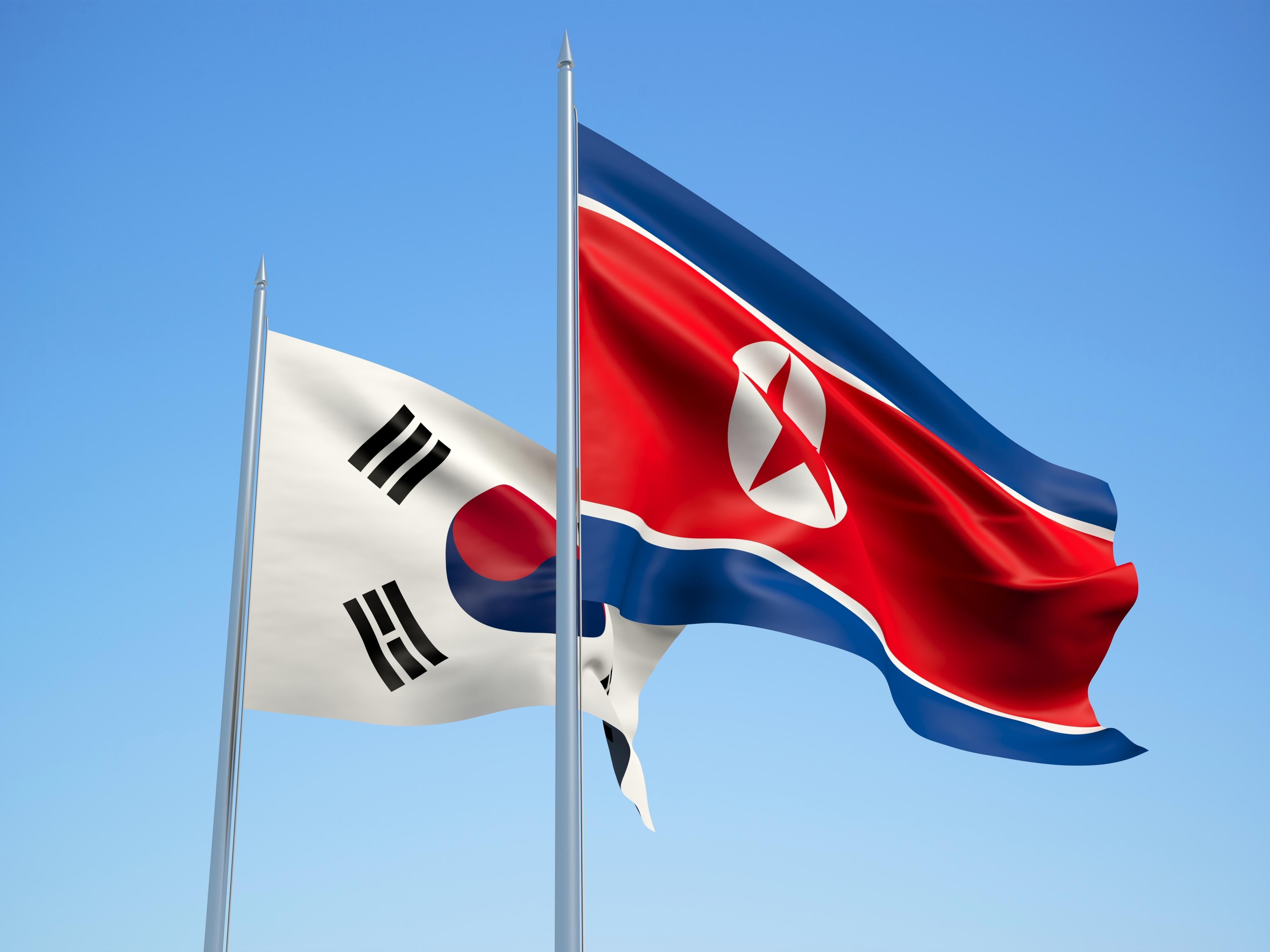 Coreias iniciam linha direta entre seus líderes