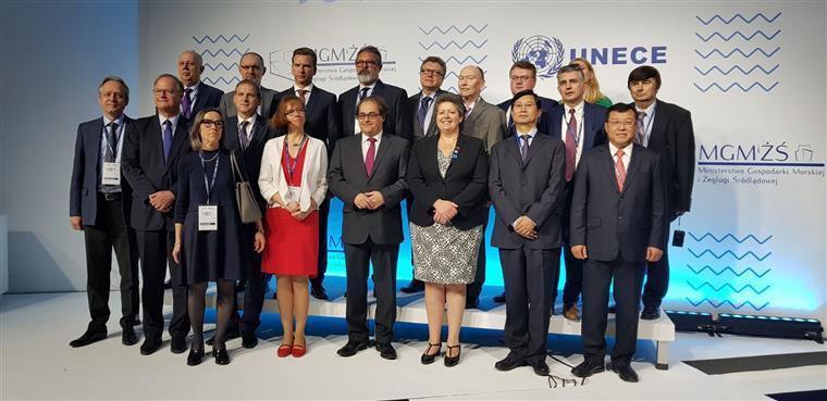 Ministra do Mar defende aposta na navegabilidade dos rios em Portugal