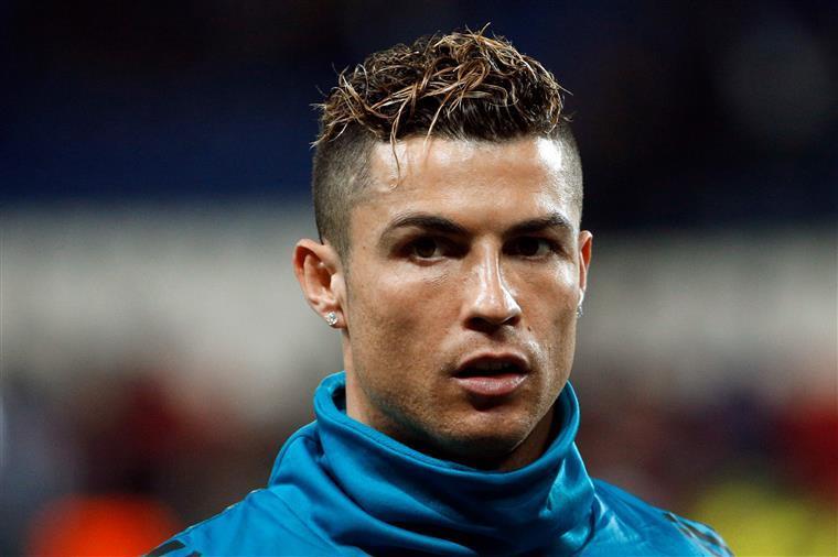 Cristiano Ronaldo acusa fisco espanhol de usar critérios 'irracionais'