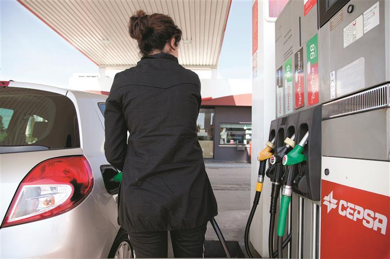 Preços dos combustíveis voltam a subir