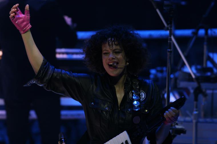 As melhores imagens do concerto dos Arcade Fire | FOTOGALERIA
