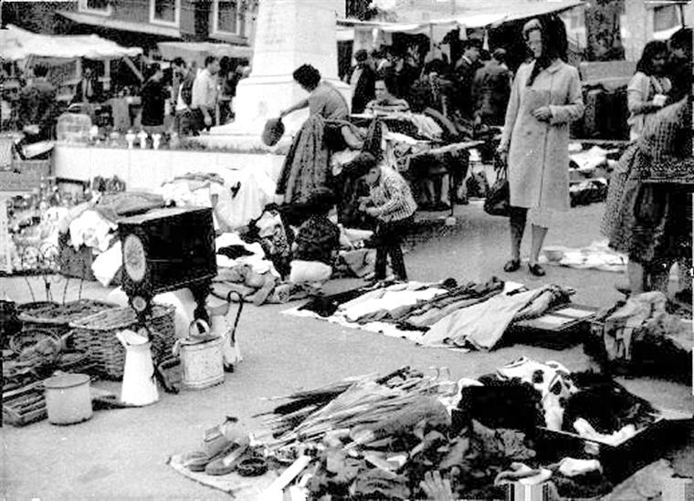 24 de Abril de 1974. 'A Dona Maria já viu como está a vida?'