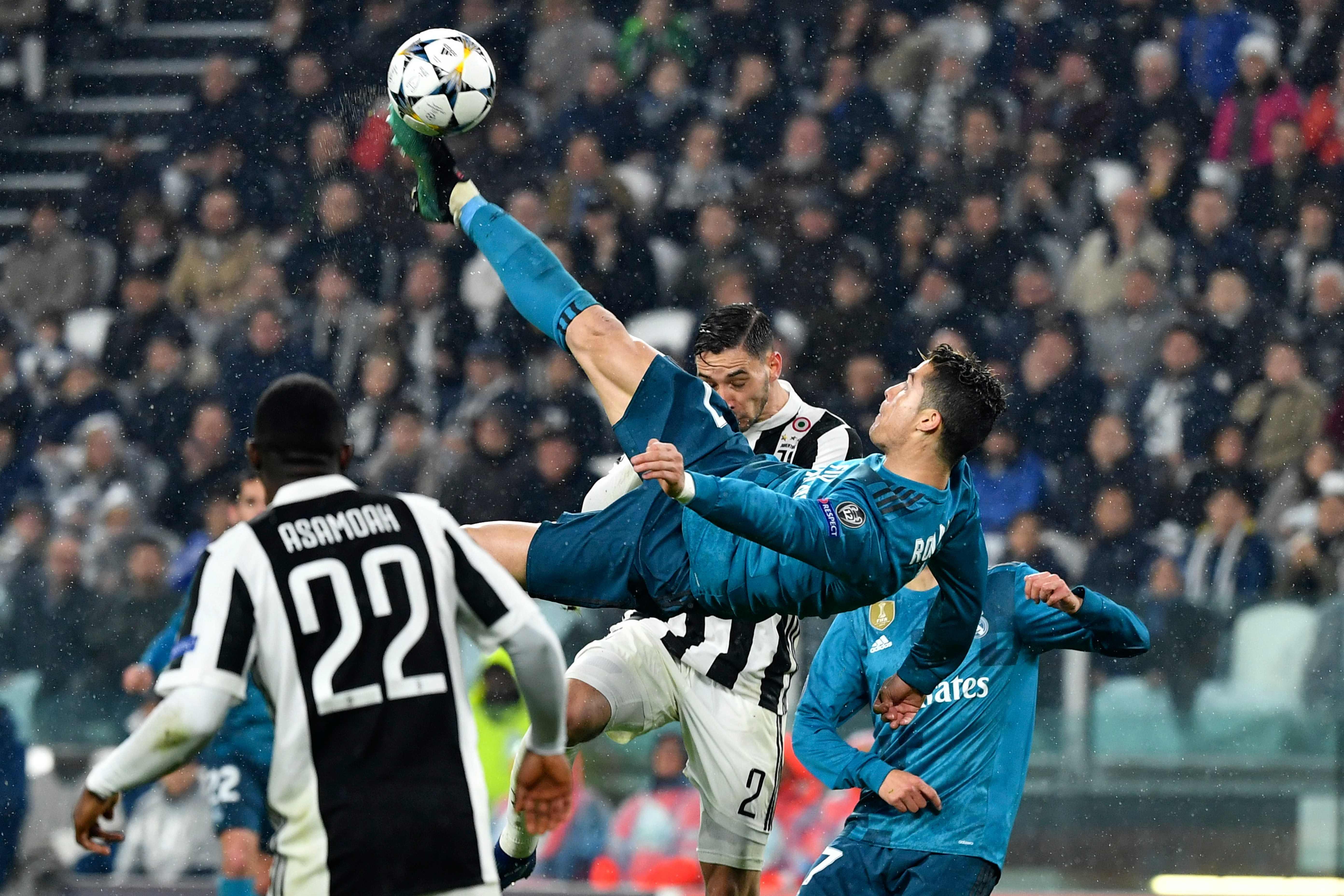 Multicampeão pelo Real se rende a Cristiano Ronaldo: