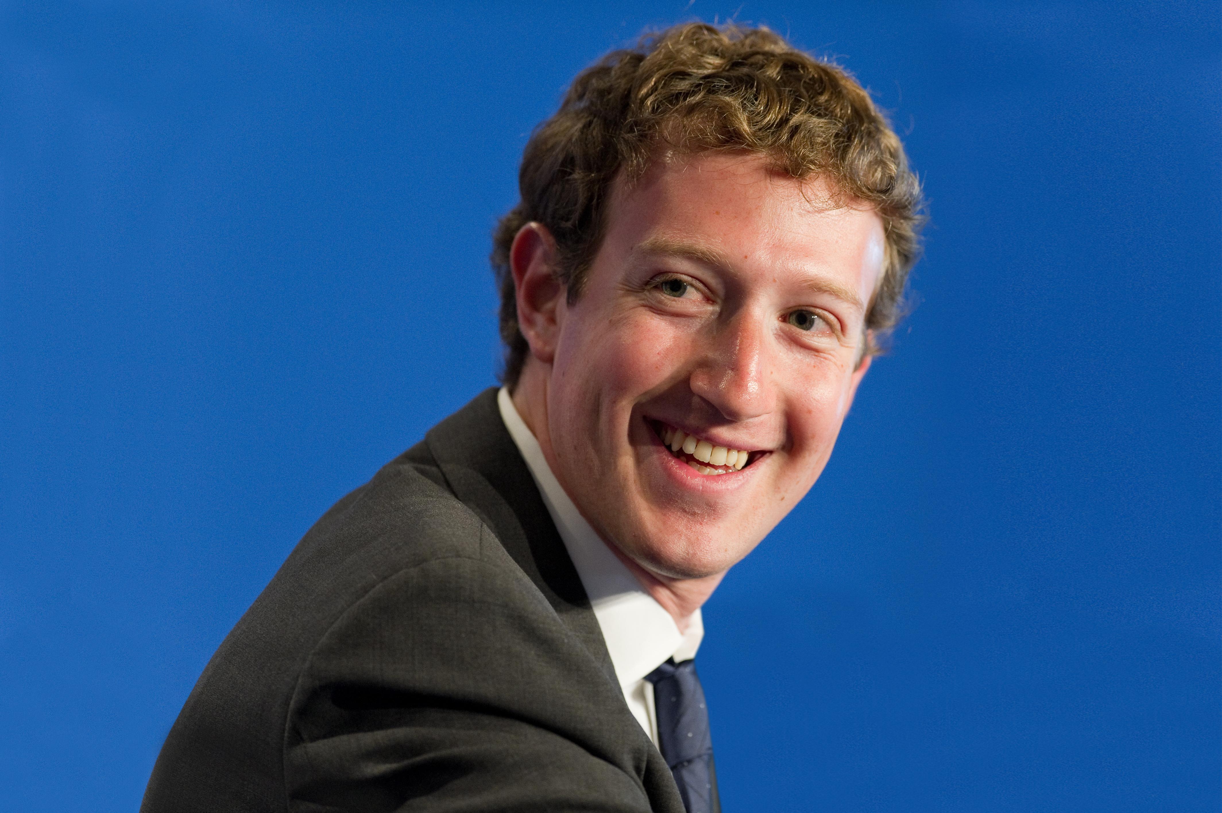 Mark Zuckerberg aceita convite e falará ao Palamento Europeu