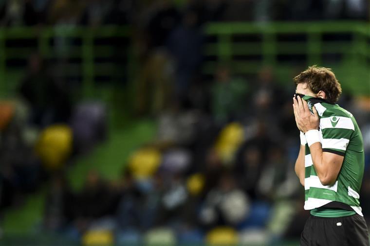 Corrupção. Seis jogos de futebol do Sporting na mira da PJ f3ba414f2777b