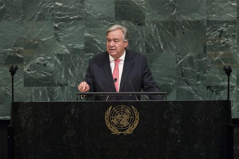 Guterres pede que não se abandone acordo nuclear com Irão