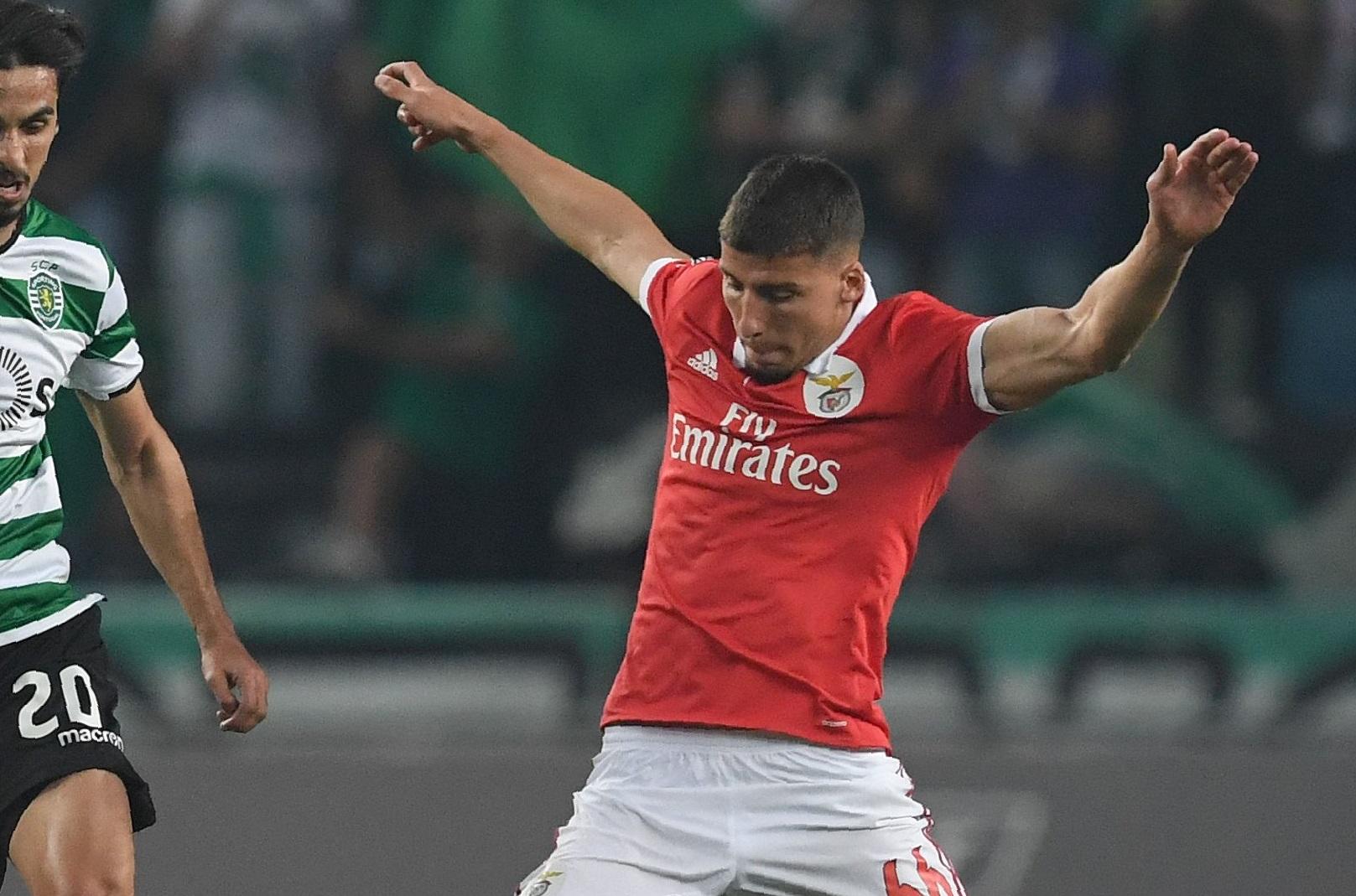 Liga. Rúben Dias suspenso dois jogos; Benfica contra-ataca