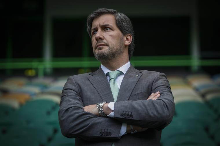 Bruno De Carvalho Revela Mensagens Trocadas Com Rúben