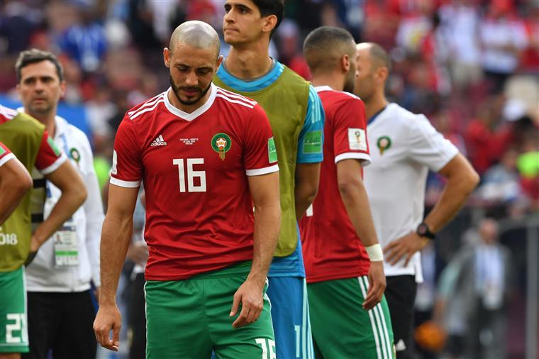 'O árbitro falou com o Pepe antes do jogo a pedir-lhe camisola'