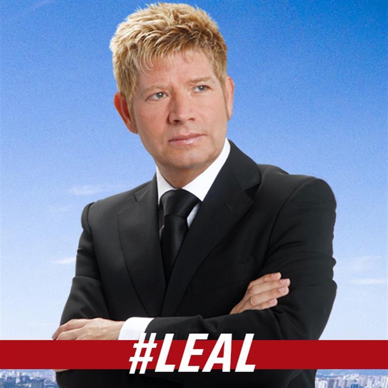 Roberto Leal candidata-se a deputado no Brasil