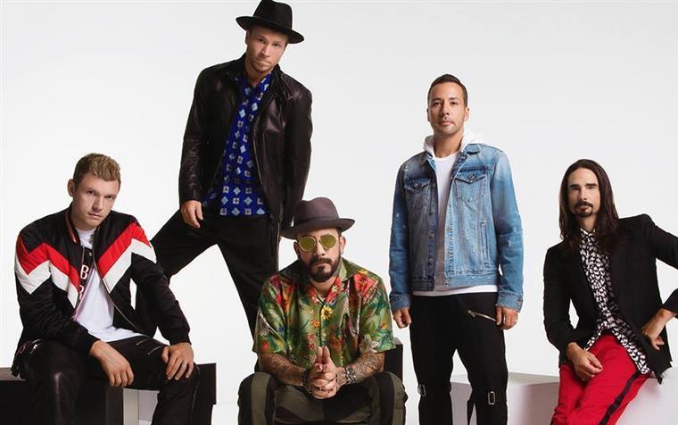 14 feridos em concerto dos Backstreet Boys