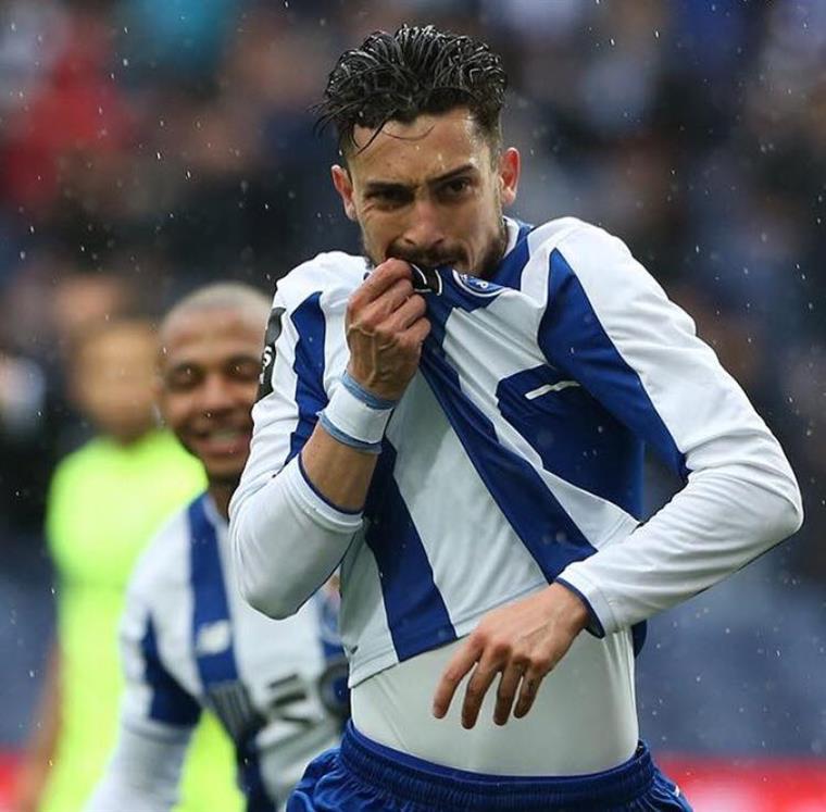 Liga. Penálti dá triunfo ao FC Porto aos 90'+5'
