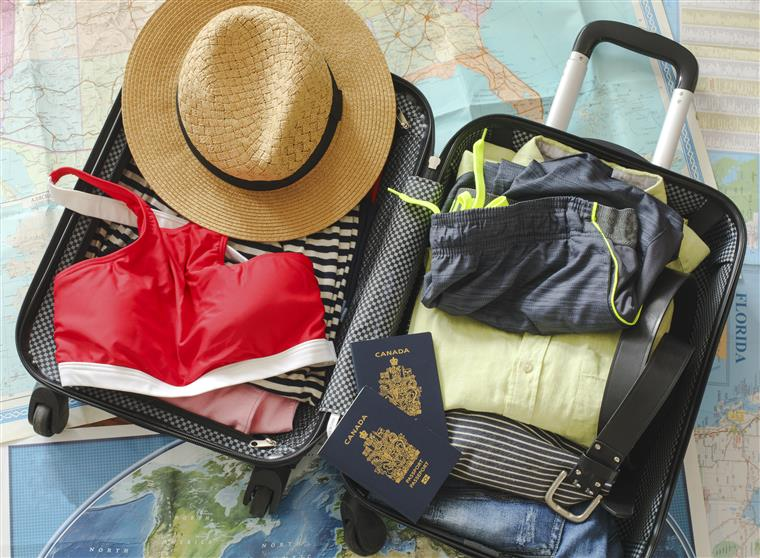 Portugueses estão entre os que menos gastam em férias