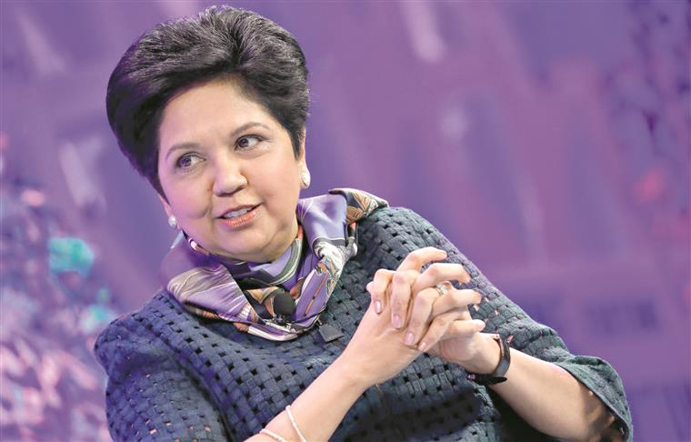 Indra Nooyi. A mulher que fez história à frente da Pepsi