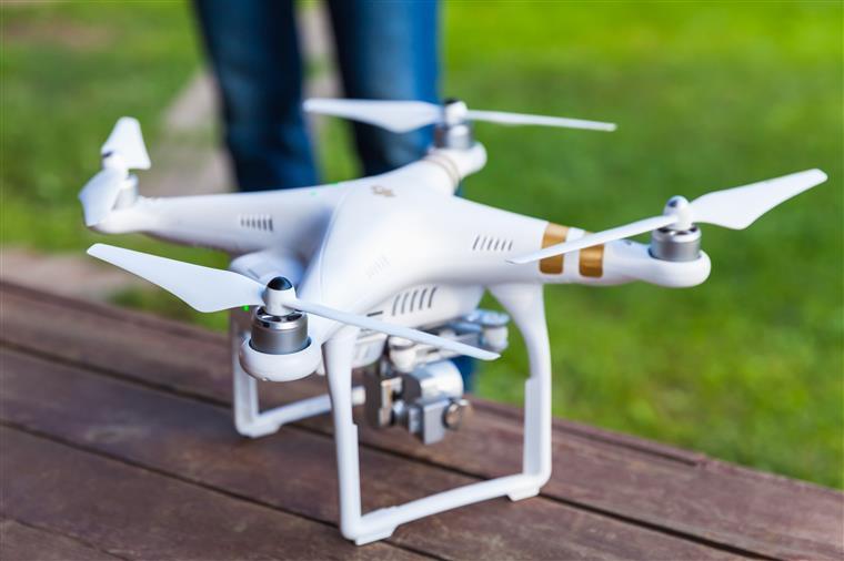 Lisboa. Dono de drone que caiu no aeroporto constituído arguido