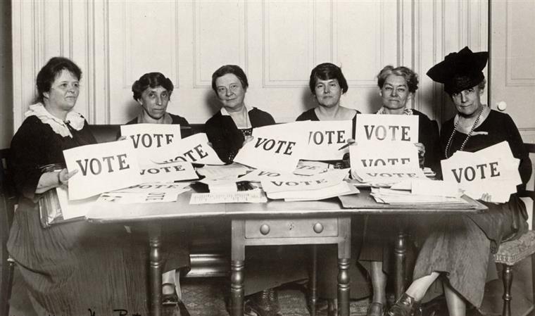 Há 125 anos as mulheres votaram pela primeira vez