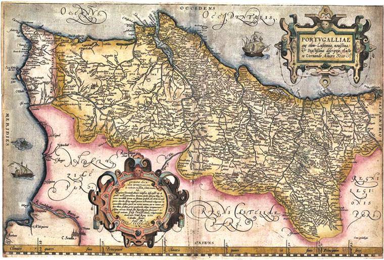 Portugal Espanha E A Linha Que Nos Une