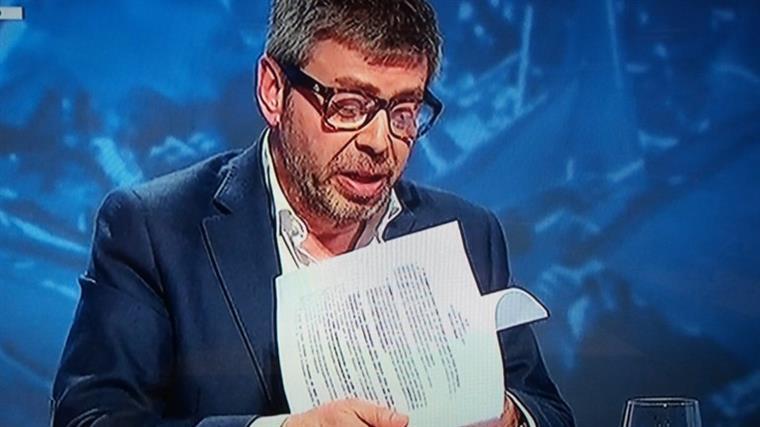 """c2523e73da J. Marques deixa recado a Rui Vitória  """"Enquanto o pau vai e vem folgam as  costas"""""""