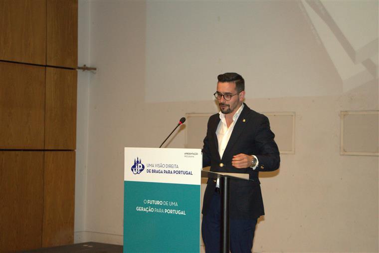 'Unir as Direitas', o desafio lançado em Braga