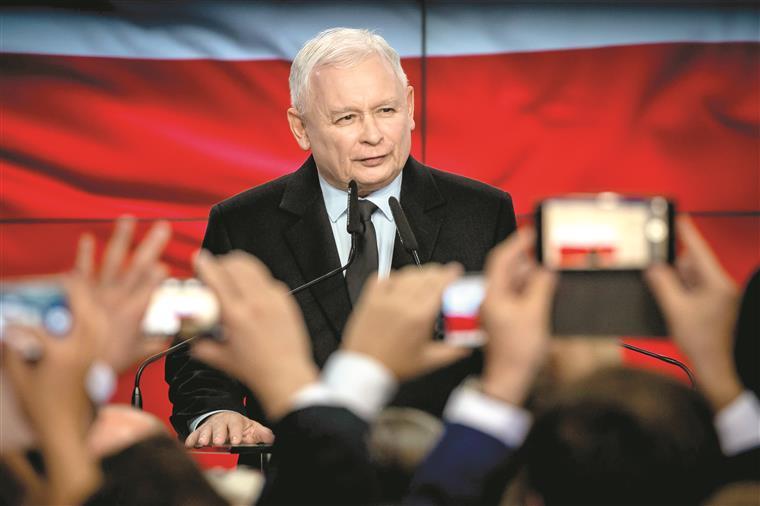 Lei e Justiça renova maioria absoluta na Polónia