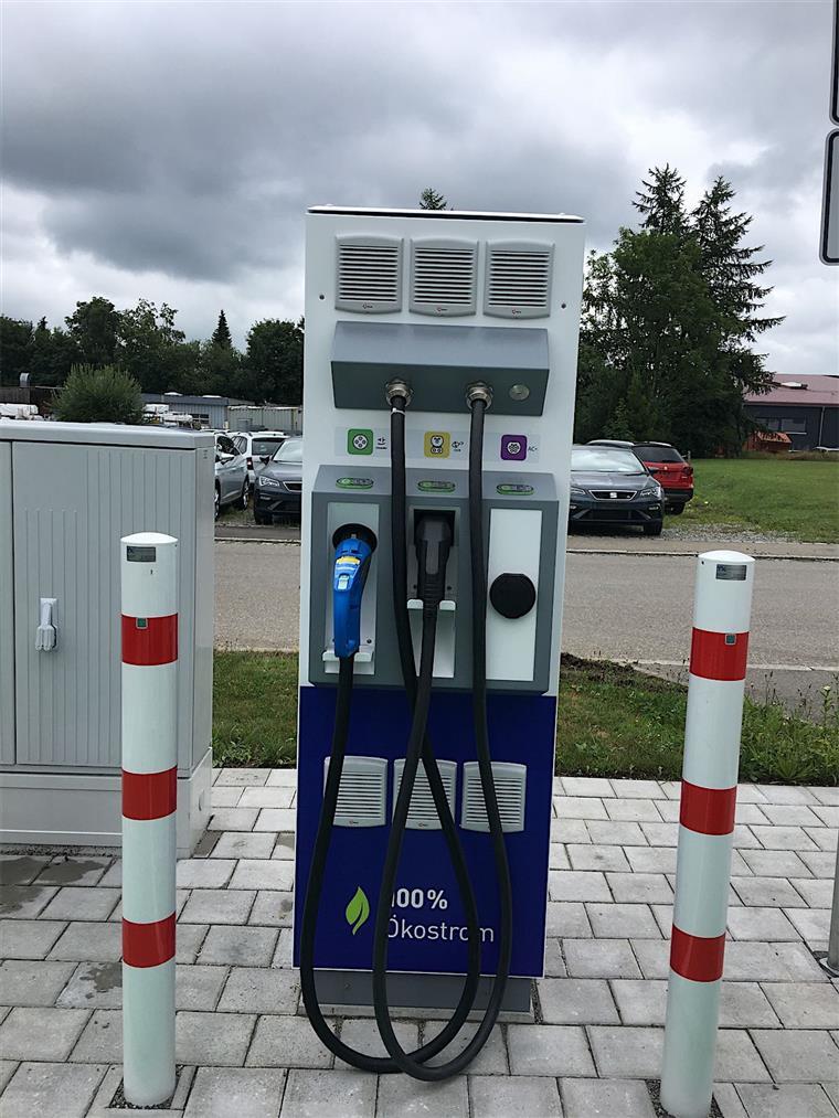 Efacec fornece 95 carregadores rápidos para veículos elétricos na Alemanha