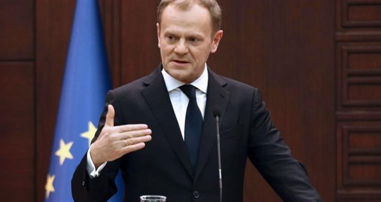 Tusk é eleito Presidente do PPE