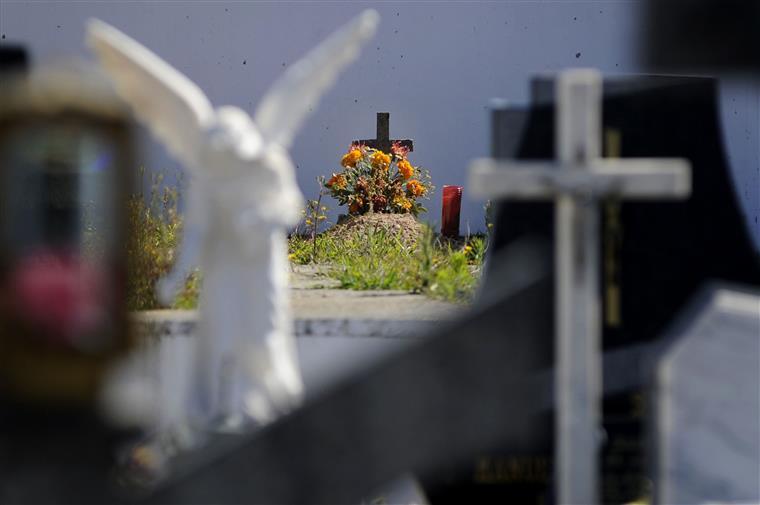 Furto de cadáveres em cemitério de Aveiro intriga autoridades