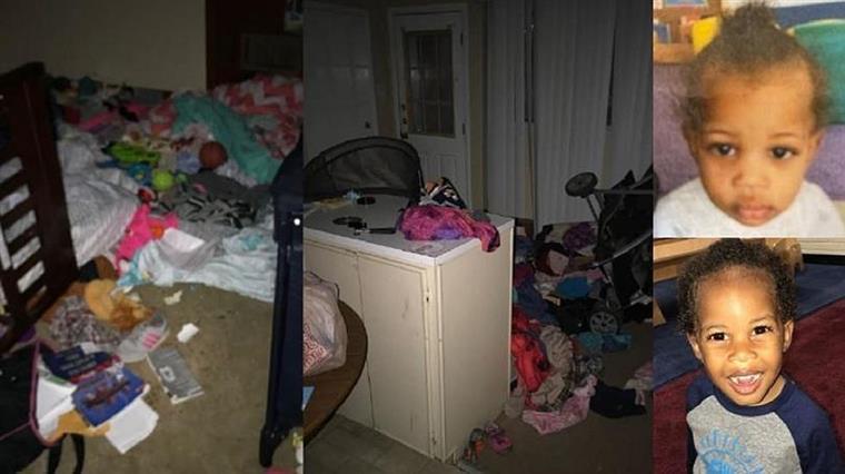 Encontrados bebés mortos em casa sem luz e água