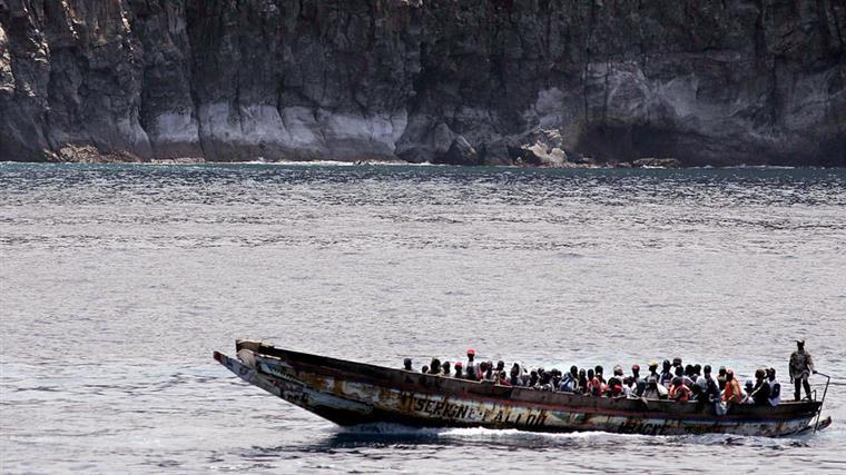 Pelo menos 58 refugiados morrem ao largo da costa da Mauritânia