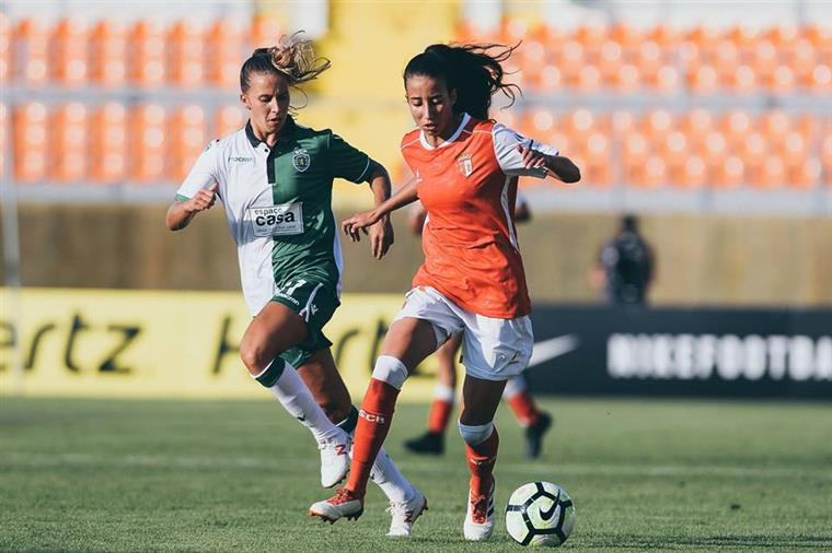 Futebol Feminino. Braga elimina leoas na Taça e Sporting pede videoárbitro