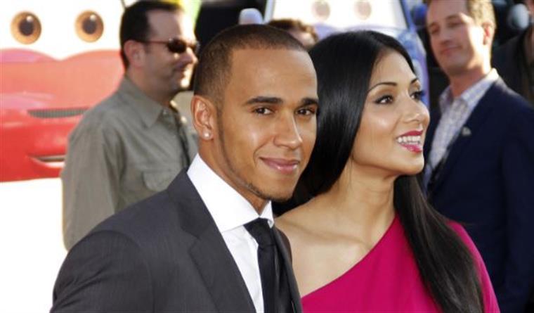 Vídeo íntimo de Nicole Schrezinger e Lewis Hamilton divulgado na Internet