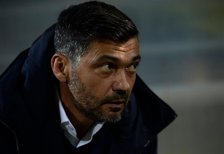 Sérgio Conceição przedłużył kontrakt