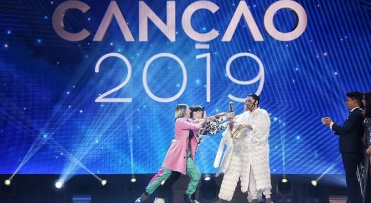 Apostas no eurovision 2019