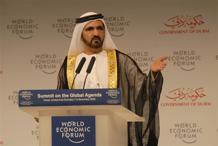 Realeza árabe. Excessos e abusos entre dois mundos