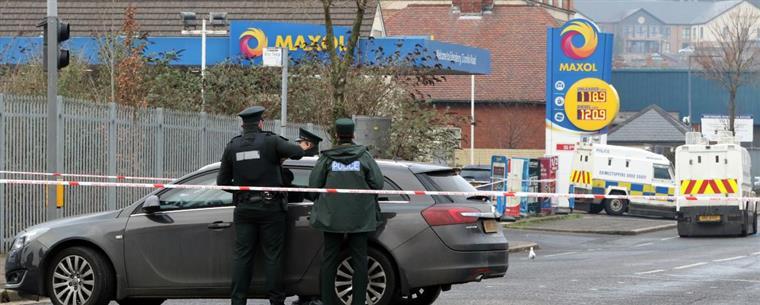 Polícia sem capacidade para assegurar o controlo de uma fronteira física na Irlanda