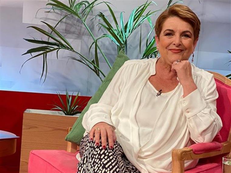 """Luísa Castel-Branco: """"Estou incapacitada de fazer seja o que for"""""""
