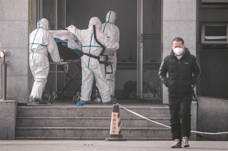 Novo vírus. Confirmados 62 casos na China